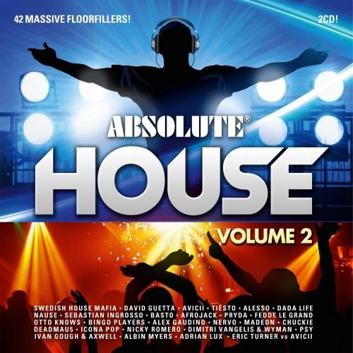 Absolute House Vol.2 (2012) [Multi]