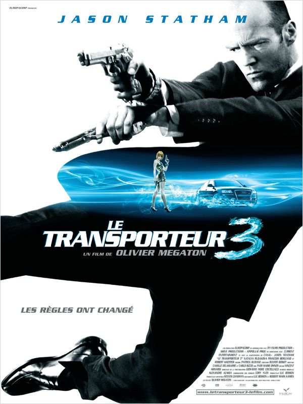 Le Transporteur 3 [DVDRIP] [FRENCH] [MULTI]