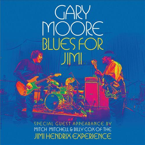 Gary Moore - Blues For Jimi (2012) [Multi]