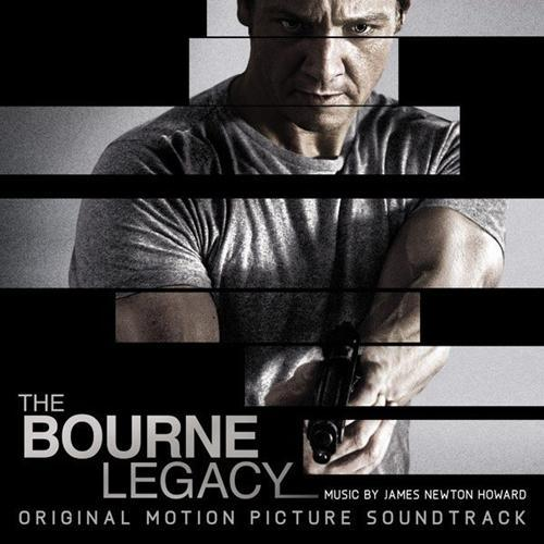 James Newton Howard - The Bourne Legacy OST (2012) [MULTI]