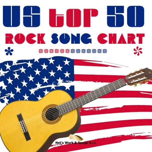 US TOP 50 Rock Song Chart 01-08 (2013)