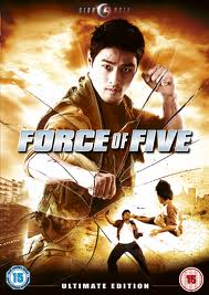 Force Of Five (2012) [1CD] [DVDRiP] [TRUEFRENCH] [MULTI]