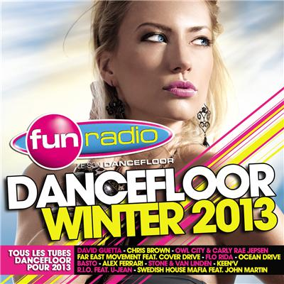 Fun Radio - Dancefloor Winter 2013 [Multi]
