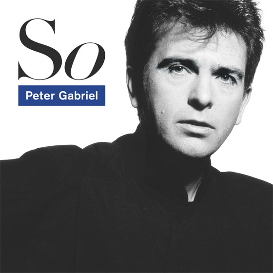 Peter Gabriel - So [Remastered] (3CD) (2012) [MULTI]