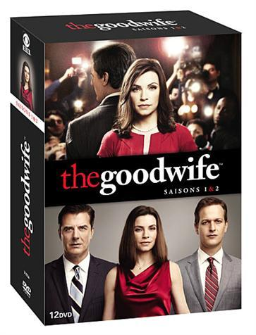 [MULTI] The Good Wife - Saison 1 et 2 EP [23/23][FRENCH][DVDRIP]