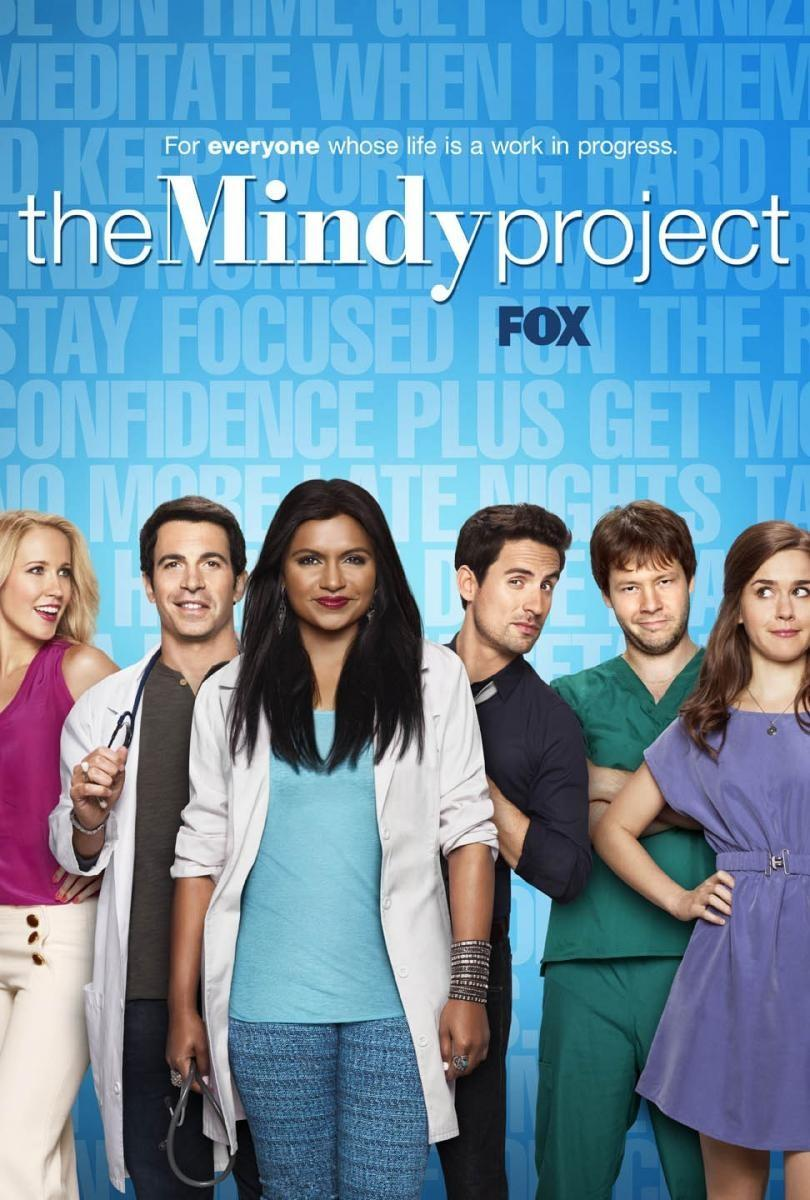 The Mindy Project [Saison 1] [VOSTFR] [E02/??] [HDTV]