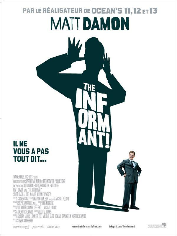 The Informant ! | BDRiP | MULTI | FRENCH