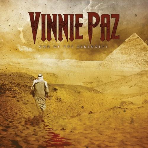 Vinnie Paz - God of the Serengeti (2012) [Multi]