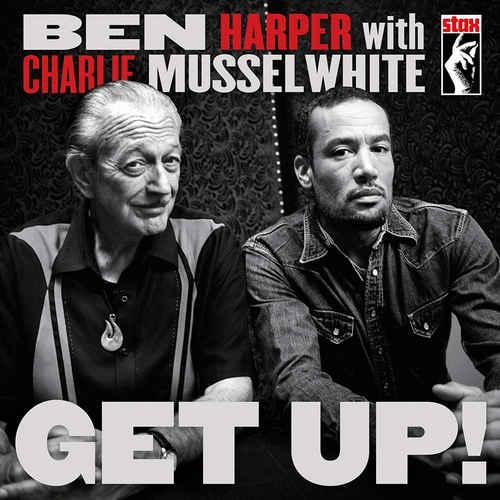 Ben Harper & Charlie Musselwhite - Get Up! (Flac) (2013) (Flac) [Multi]
