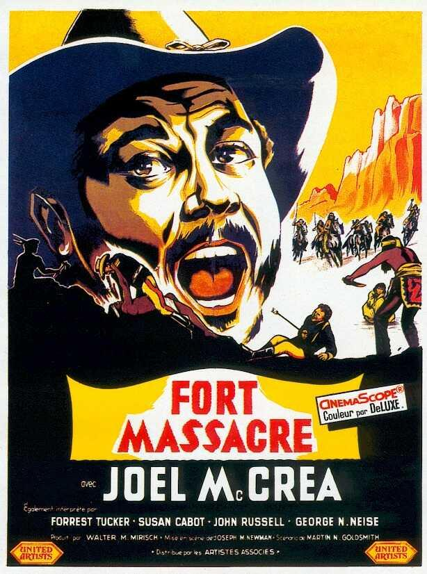 Fort Massacre [FRENCH] [DVDRiP] [MULTI]