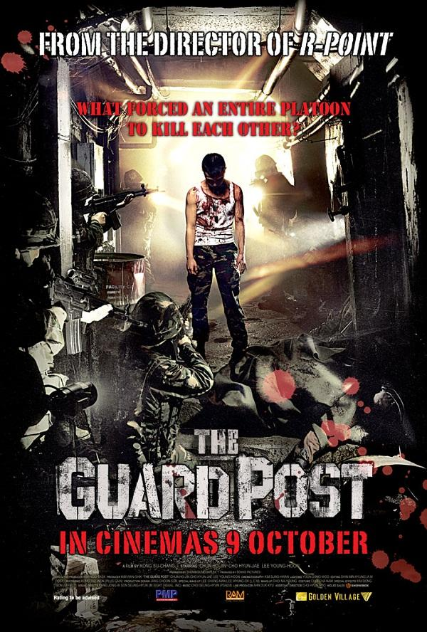 The Guard Post 1CD [DVDRIP] [FRENCH]