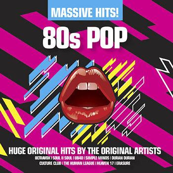 Massive Hits!: 80s Pop