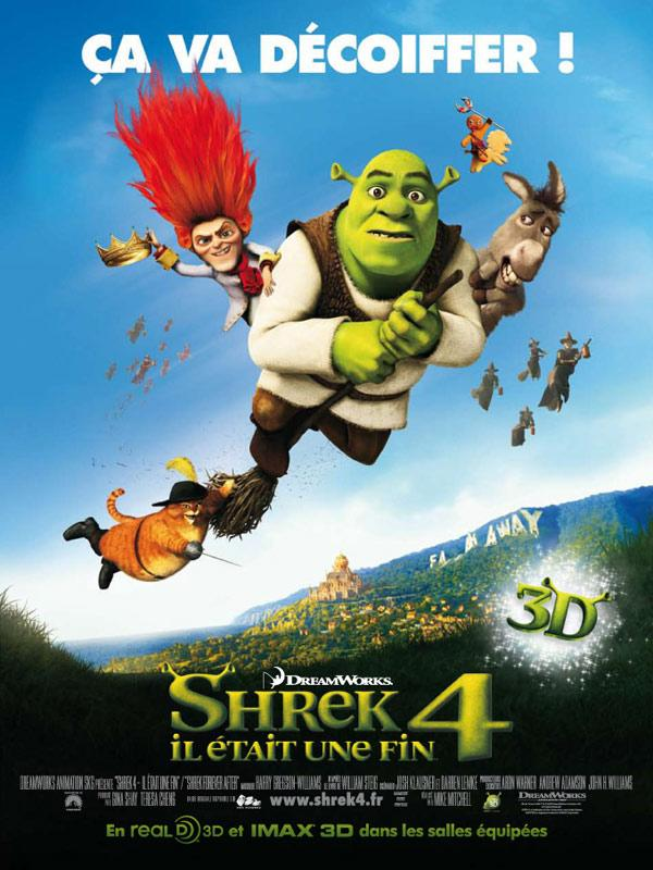 Shrek 4, il était une fin [FRENCH AC3] [BRRiP] [MULTI]