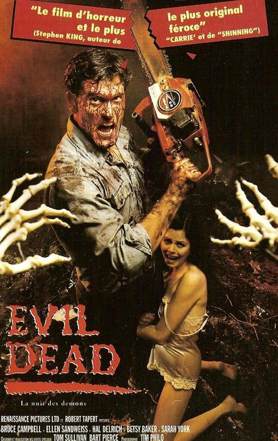 Evil Dead | DVDRiP | MULTI | FRENCH