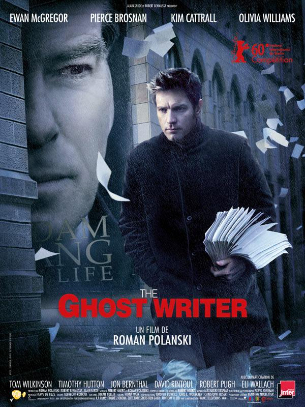 The Ghost Writer  [AC3] [BRRiP] [FRENCH] [MULTI]