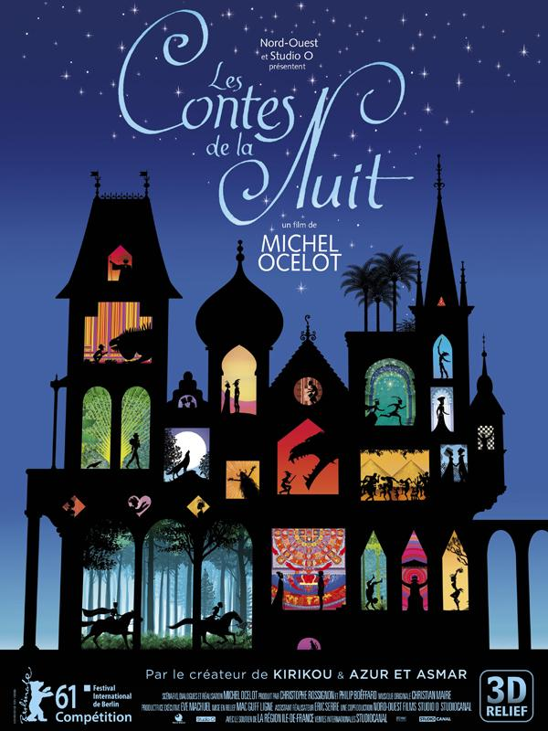 Les Contes de la nuit [AC3] [BRRIP] [FRENCH] [MULTI]