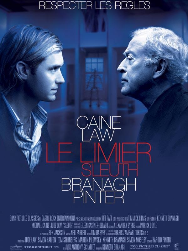 Le Limier - Sleuth | DVDRiP | MULTI | FRENCH