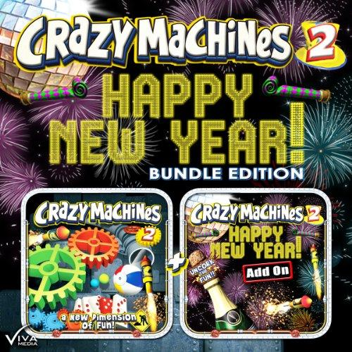 Crazy Machines 2 Happy New Year Bundle Edition [PC]