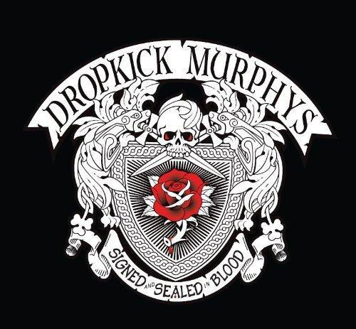 Dropkick Murphys - Signed And Sealed In Blood (2013) [Multi]