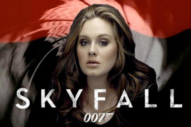 Adele - Skyfall 007 (Single Version) (2012) [Multi]