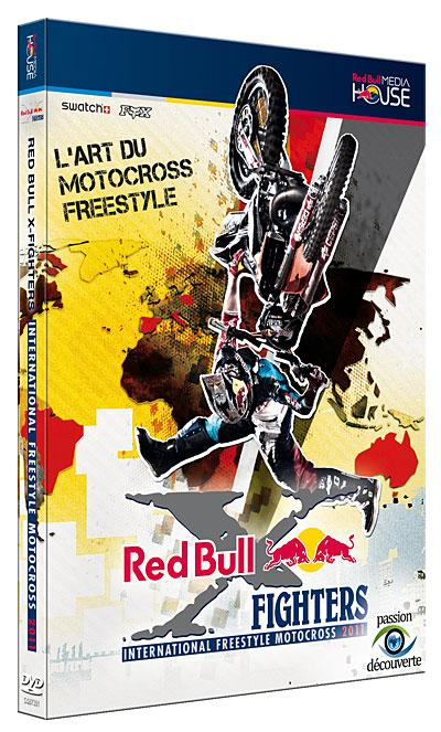 [Multi] Red Bull X Fighters  - l'art du motocross freestyle |FRENCH|[DVDRiP]