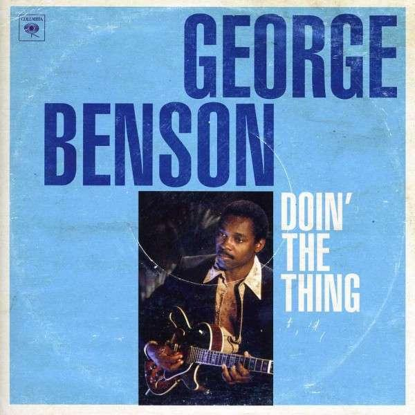 George Benson - Doin The Thing (2012) [Multi]