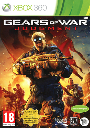 Gears of War Judgment [FRENCH | FREE]