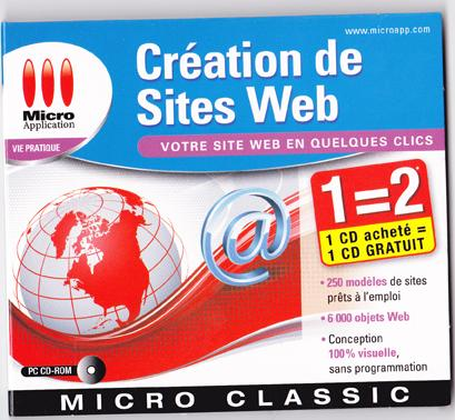 Micro Application - Création de Sites Web [MULTI]