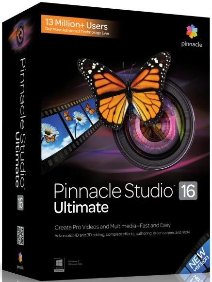 Pinnacle Studio HD Ultimate Collection v16.0.0.75 [MULTI]