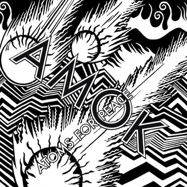 Atoms For Peace - Amok (2013) [Multi]