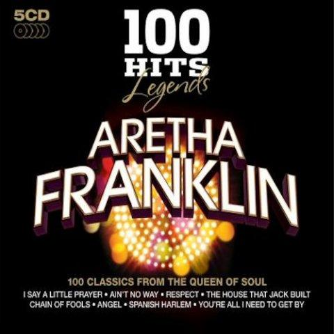 Aretha Franklin - 100 Hits Legends [Multi]