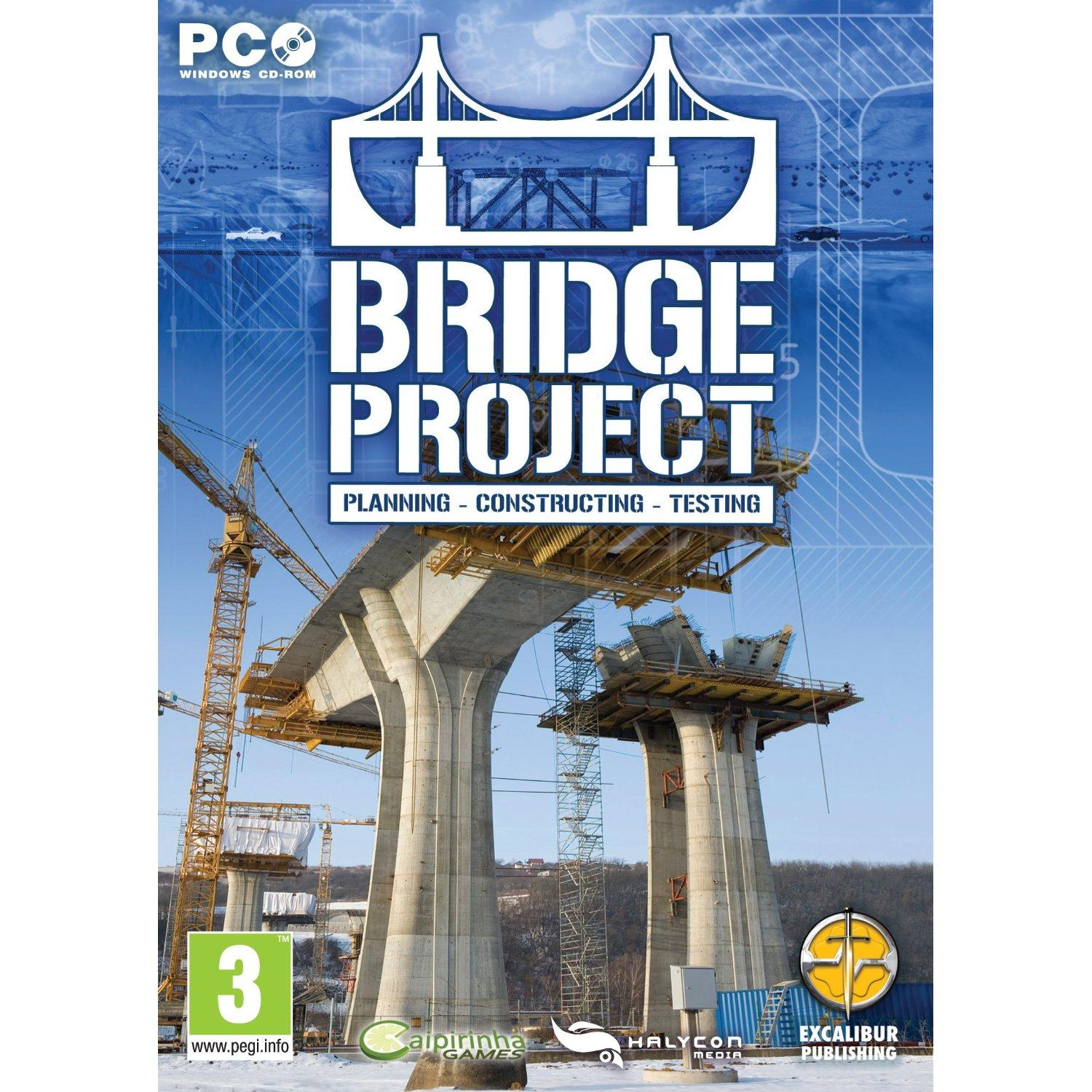 [Multi5] Bridge Project  [PC Full-Rip]