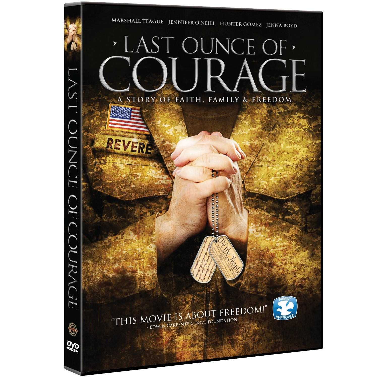 Last Ounce of Courage  (2012) AC3 [VOSTFR] [DVDRIP] [MULTI]