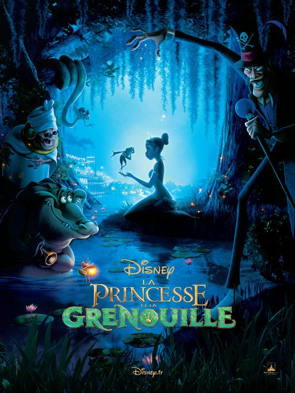 La Princesse et la grenouille [FRENCH AC3] [BRRiP]