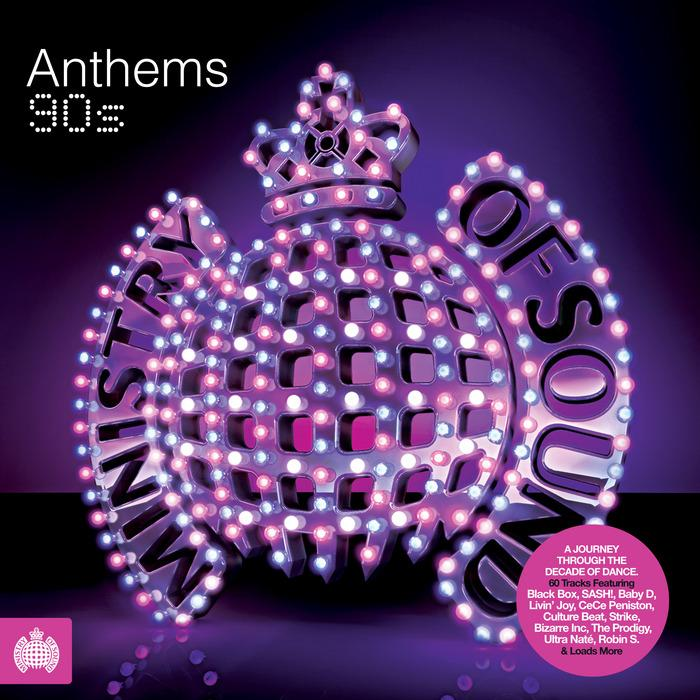 Ministry Of Sound - Anthems 90s (2012) [Multi]