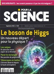 Pour la Science 419 - Septembre 2012