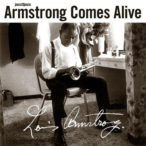 Louis Armstrong - Armstrong Comes Alive (2012) [Multi]
