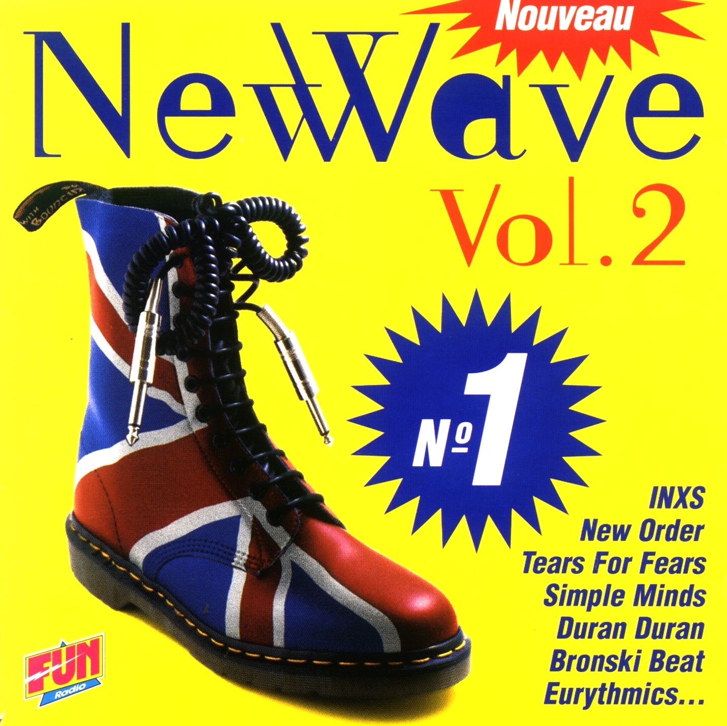 New Wave N°1 Vol.2 [Multi]