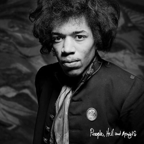 Jimi Hendrix - People, Hell And Angels (2013) (Flac) [Multi]