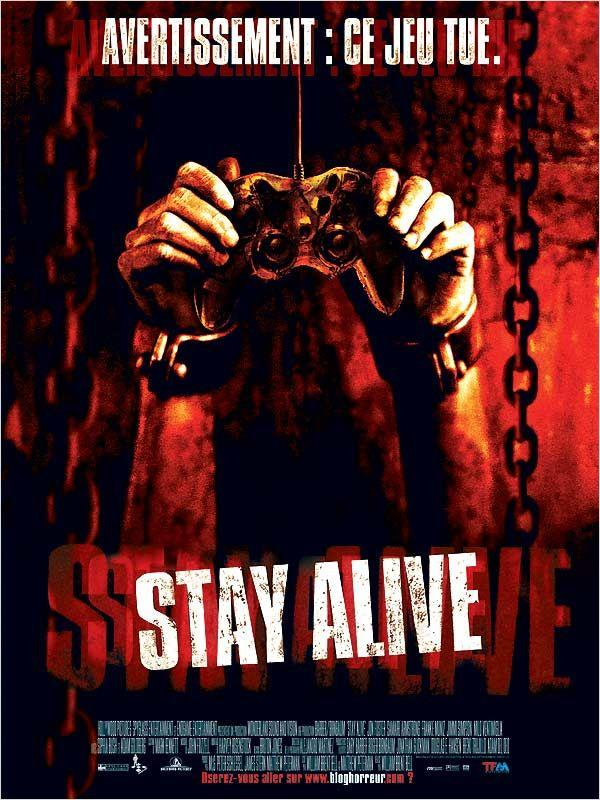 Stay Alive | Multi | DVDRiP | FRENCH