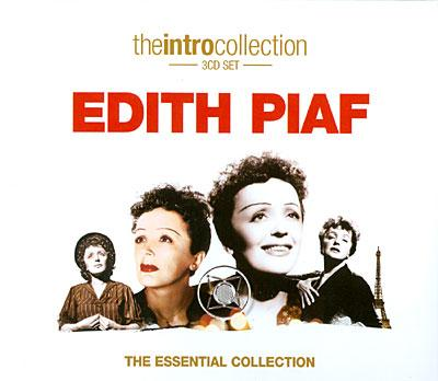 Édith Piaf - The Intro Collection (2009) [FLAC] [MULTI]