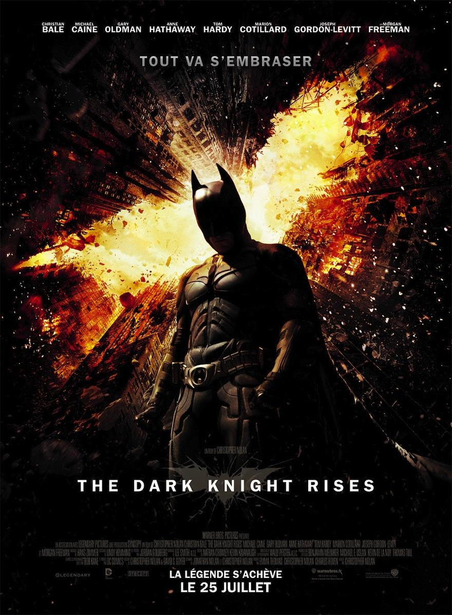 The Dark Knight Rises (2012)  FRENCH [R6 LD]