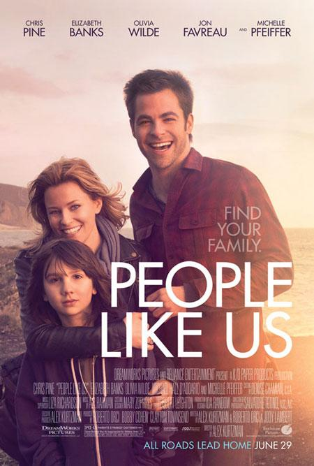 People Like Us (2012) [FRENCH] [DVDRiP] [2CD] [MULTI]