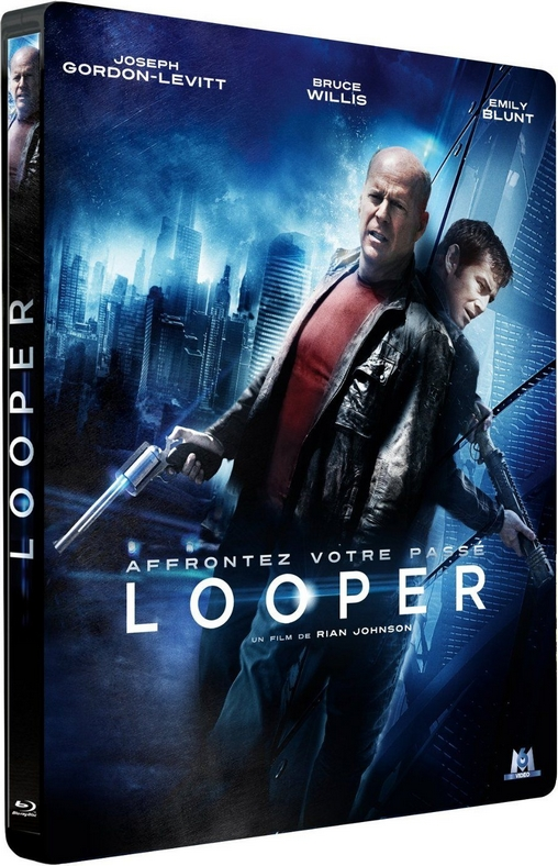 [MULTI] Looper[ Blu Ray 1080] [MULTI Langues] DTS HDMA