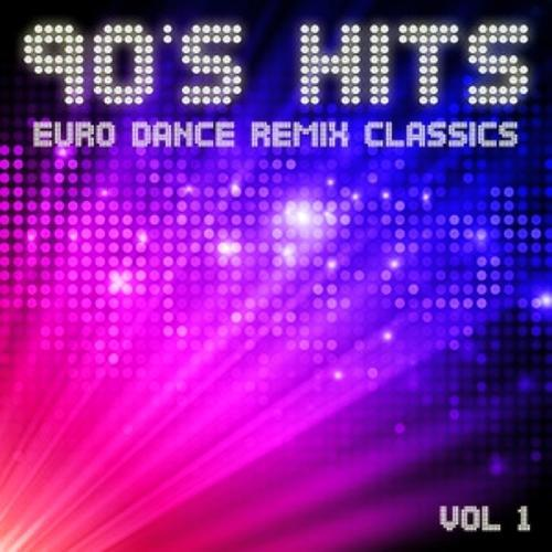90's Hits - Euro Dance Remix Classics Vol.1 (2012) [Multi]