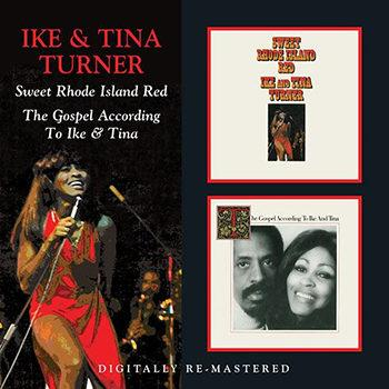 Ike & Tina Turner - Sweet Rhode Island Red (2012)  [Multi]