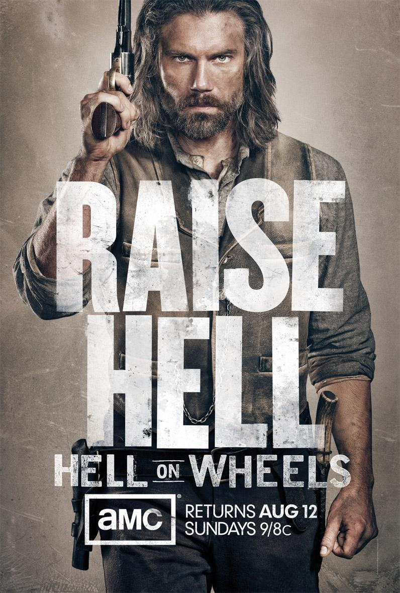 Hell On Wheels [Saison 2 FRENCH] [E01 a 10/10] [ HDTV + HD 720p]