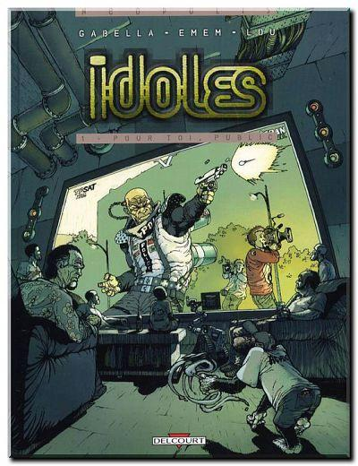 Idoles - 3 Tomes (Complet) [BD] [Lien Direct]
