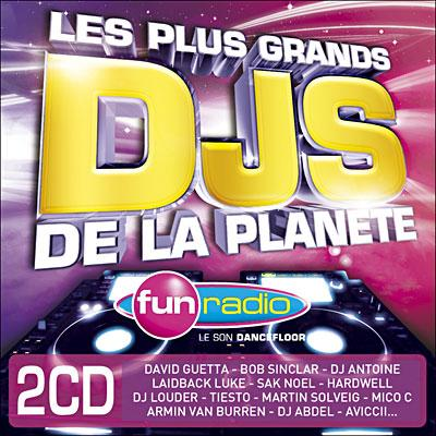 VA - Les Plus Grands Djs De La Planete (2011) [MULTI]