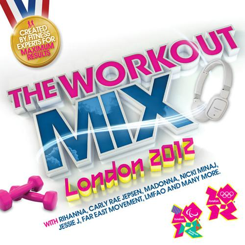 The Workout Mix - London 2012 [Multi]
